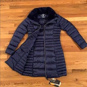 NWT save the duck puffer coat